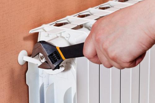 Установка радиатора отопления в Химках